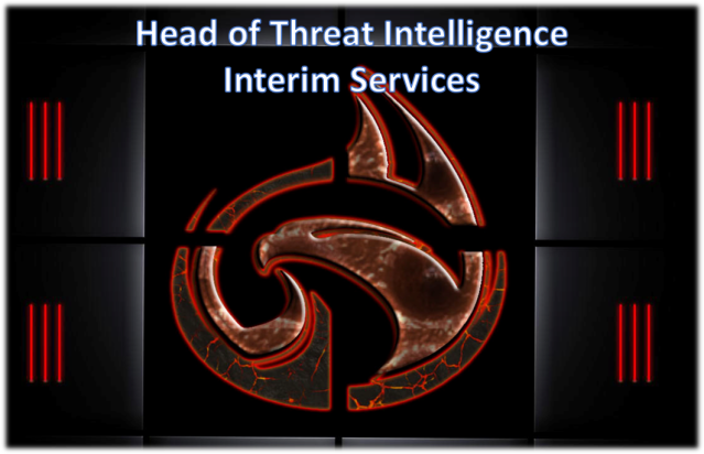 head of threat intel